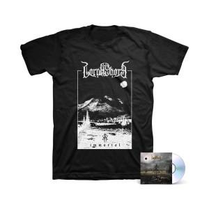 Lorna Shore - Immortal Black Metal - T-Shirt + CD