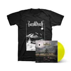 Lorna Shore - Immortal Black Metal - T-Shirt + LP