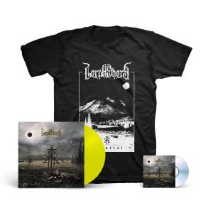 Lorna Shore - Immortal Black Metal - T-Shirt + LP + CD