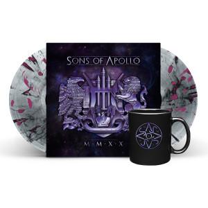 Sons of Apollo MMXX 2-LP Vinyl + Mug