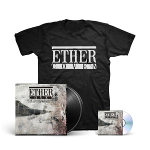 Ether Coven - Everything Is Temporary Except Suffering LP + CD + T-Shirt