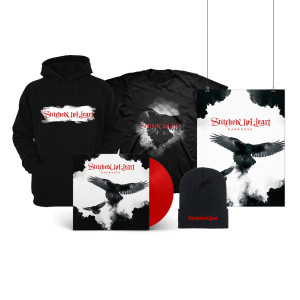Stitched Up Heart - Darkness LP + Beanie + T-Shirt + Hoodie + Poster