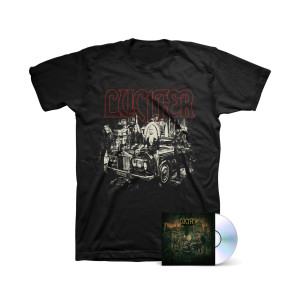 Lucifer III: T-Shirt + CD Jewelcase