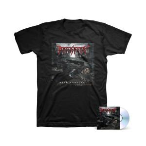 Art of Shock - Dark Angeles CD + T-Shirt