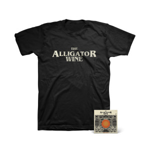 The Alligator Wine T-Shirt+ Digital Download