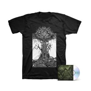 Naglfar - Cerecloth CD + T-Shirt