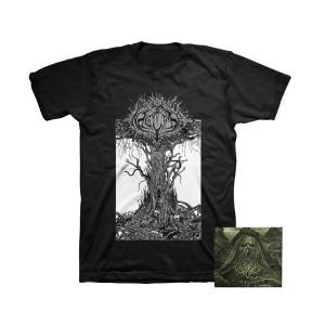 Naglfar - Cerecloth Ltd. CD Box Set + T-Shirt