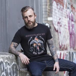 Queensrÿche - The Verdict Autographed Limited Edition Digipak + The Verdict Black T-shirt