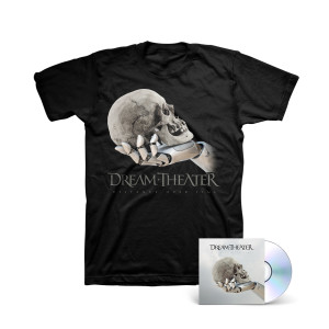Dream Theater - Distance Over Time (Digipak) CD + Distance Over Time Black T-shirt