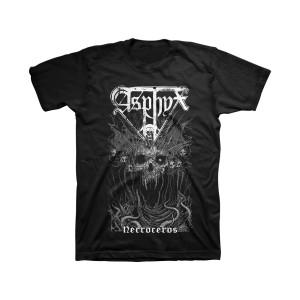 Asphyx - Necroceros Doominator Black T-Shirt