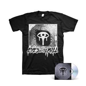 Eyes Set To Kill: Eyes Set To Kill CD + Black T-shirt
