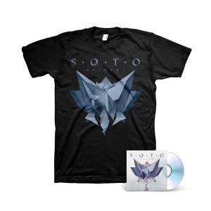 SOTO - Origami CD + T-shirt
