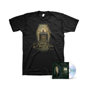 Nad Sylvan - The Regal Bastard CD + T-Shirt