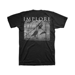 Implore - Alienated Despair Digital Download + Logo T-Shirt
