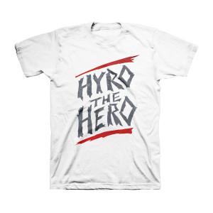 Hyro the Hero - White T-Shirt