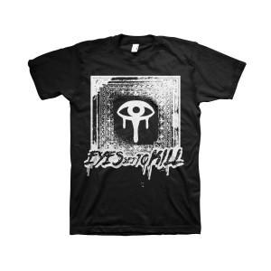 Eyes Set to Kill - Black T-Shirt