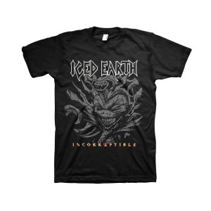 Iced Earth - Incorruptible Cobra T-Shirt
