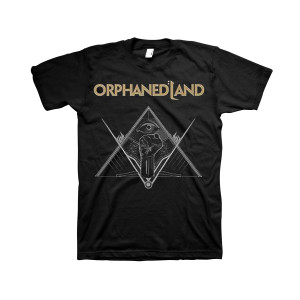 Orphaned Land - Orphaned Land - Black T-Shirt