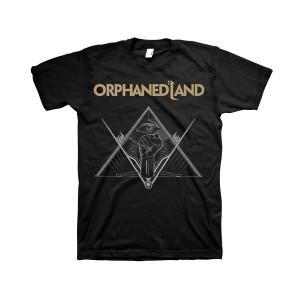 Orphaned Land - Black T-Shirt