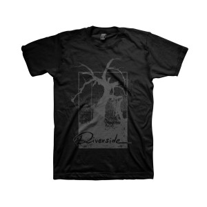 Riverside - Black T-shirt