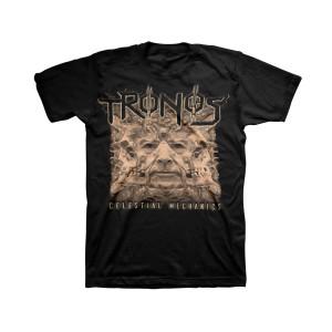 Tronos - Celestial Mechanics Black T-Shirt