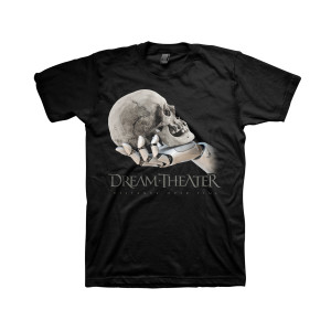 Dream Theater - Distance Over Time Black T-shirt