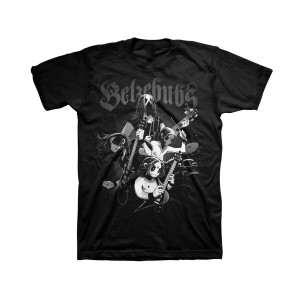 Belzebubs - Black T-shirt