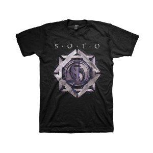 SOTO - Logo Black T-shirt