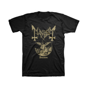 Mayhem - Daemon Tee