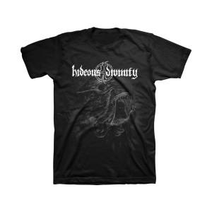 Hideous Divinity - Simulacrum B&W T-Shirt