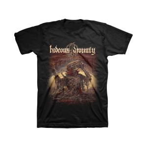 Hideous Divinity - Simulacrum Color T-Shirt