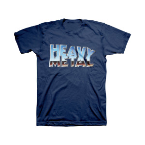 Heavy Metal Logo T-shirt
