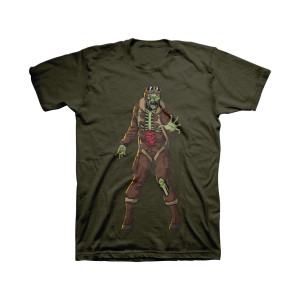 Heavy Metal 'Nelson' T-shirt