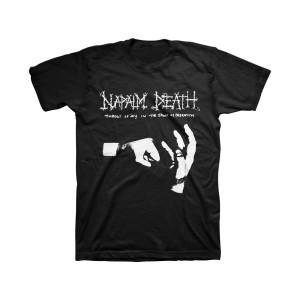 Napalm Death - Backlash Just Because Black T-Shirt