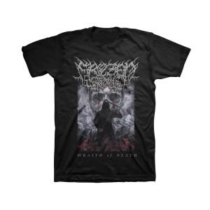 Frozen Soul - Wraith Black T-Shirt
