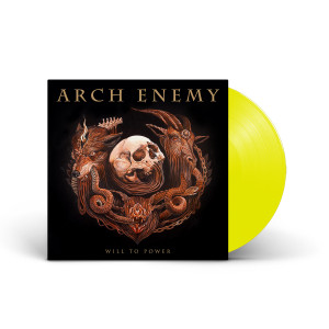 Arch Enemy: Will to Power (Neon Yellow) LP