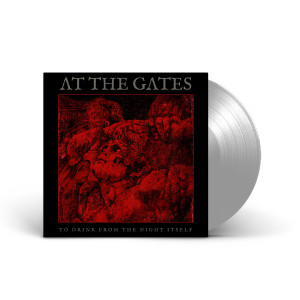 At The Gates: To Drink From The Night Itself (Smoke Grey) LP