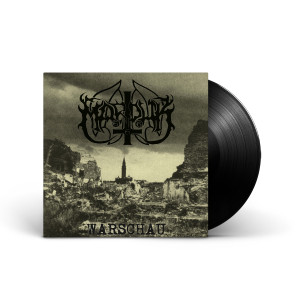 Marduk: Warschau LP + Poster
