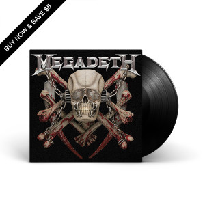 Megadeth: Killing Is My Business...and Business Is Good - The Final Kill LP