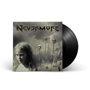 Nevermore: This Godless Endeavor (Re-Issue 2018) LP + Poster