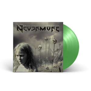 Nevermore: This Godless Endeavor (Re-Issue 2018) LTD ED (Green) LP + Poster