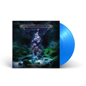 Omnium Gatherum: The Burning Cold (Blue) LP
