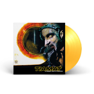 Tiamat: A Deeper Kind of Slumber (Re-issue 2018) (Golden) LP