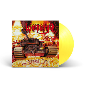 Warbringer: War Without End (Re-issue 2018) (Yellow) LP + Poster