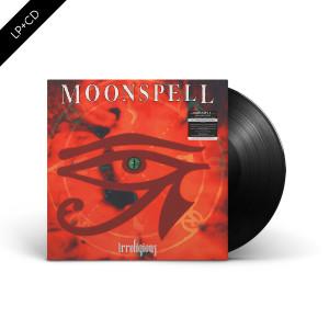 Moonspell - Irreligious (Vinyl re-issue 2016) CD + LP + Poster Set