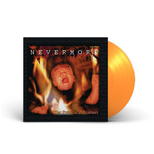 Nevermore - The Politics of Ecstasy - 20 Year Anniversary Edition Transparent Orange LP