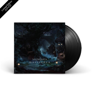 Vildhjarta - mÃsstaden 2 LP + CD Set