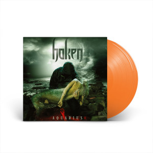 Haken - Aquarius (Re-issue 2017) Orange 2LP + CD Set