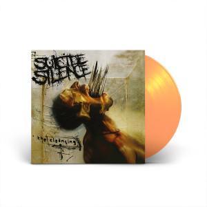 Suicide Silence - The Cleansing Transparent Orange LP + CD Set