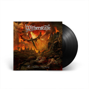 Witherscape - The Northern Sanctuary LP + CD and Poster